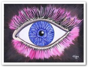 Auge 02, 750