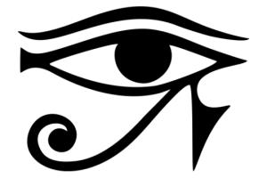 Auge, Horus